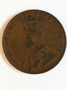 1919 CANADA 1 CENT  A
