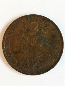 1915 CANADA 1 CENT  A