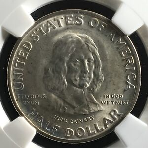 Click now to see the BUY IT NOW Price! 1934 50C MARYLAND COMMEMORATIVE HALF NGC MS67     3427847 011C