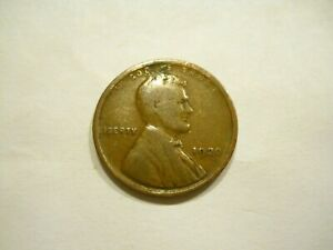 1920 P U.S. WHEAT CENT