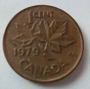 1    CANADA   1979   BOTTOM  OF THE 7 AND 9  DOUBLE