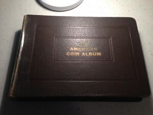 Click now to see the BUY IT NOW Price! U.S. MINT SETS FROM 1952 1958 IN ORIGINAL WAYTE RAYMOND ALBUM / GORGEOUS