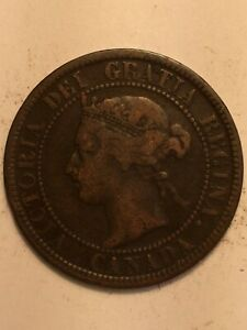 1900 CANADA LARGE CENT