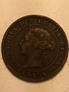 1901  B  CANADA LARGE CENT