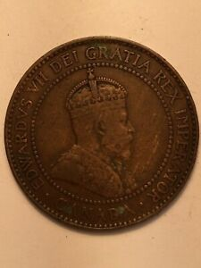 1908 CANADA LARGE CENT