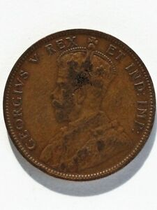 1911  A  CANADA LARGE CENT