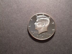 1991 S KENNEDY HALF UNCIRCULATED PROOF K141