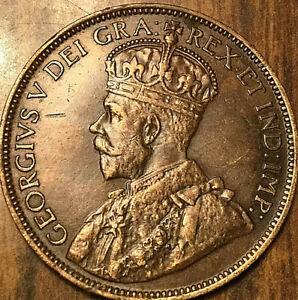 1912 CANADA LARGE CENT LARGE 1 CENT PENNY   EXCELLENT EXAMPLE