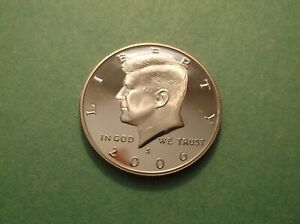 2006 S KENNEDY HALF UNCIRCULATED PROOF K148