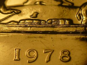 : CANADA NICKEL DOLLAR 1978 PROOF LIKE  PL  DOUBLE DIE REVERSE  DDR