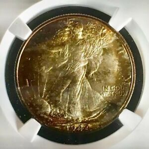Click now to see the BUY IT NOW Price! 1947 D 50C LIBERTY WALKING HALF DOLLAR NGC MS67     4198429 007C
