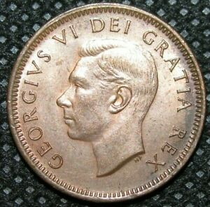 CANADA   1949   ONE CENT   WORLD COIN   COMBINE SHIPPING 795