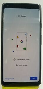 GOOGLE PIXEL 2 XL 64GB BLACK G011C  UNLOCKED  GREAT PHONE DISCOUNTED    DW6876