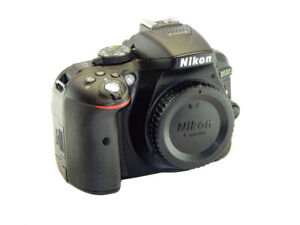 NIKON D5300 DSLR DIGITAL CAMERA BODY ONLY LOW SHUTTER COUNT