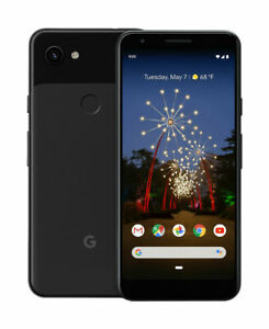 GOOGLE PIXEL 3A   64GB   JUST BLACK  UNLOCKED   SINGLE SIM