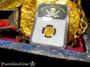 Click now to see the BUY IT NOW Price! COLOMBIA 1715 2 ESCUDOS NGC 62 1715 FLEET PIRATE GOLD COINS SHIPWRECK TREASURE