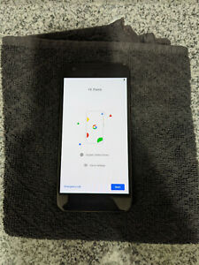 GOOGLE PIXEL   32GB   QUITE BLACK  VERIZON UNLOCKED  SMARTPHONE