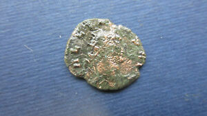 ROMAN EMPIRE GALLIANUS 253 268 BILLON ANTONIANANUS 267 68 IN S SS  5016