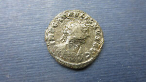 ROMAN EMPIRE AURELIAN 270 275 BILLON ANTONIANANUS 274 IN S SS  5048