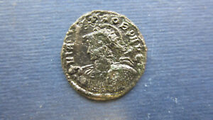 ROMAN EMPIRE PROBUS 276 282 BILLON ANTONIANANUS 281 82 IN S  5025