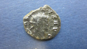 ROMAN EMPIRE GALLIANUS 253 268 BILLON ANTONIANANUS 265 66 IN S  5014