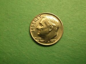 1977 P ROOSEVELT DIME UNCIRCULATED 190