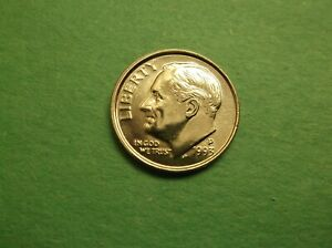 1993 P ROOSEVELT DIME UNCIRCULATED 191