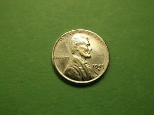 VERY NICE 1943 S LINCOLN CENT STEEL  157