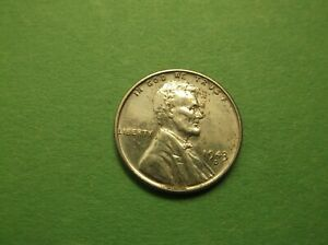 VERY NICE 1943 D LINCOLN CENT STEEL  156