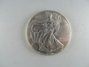 1996 AMERICAN SILVER EAGLE    MAJOR KEY DATE COIN