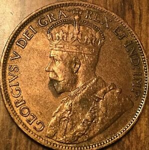 1919 CANADA LARGE CENT LARGE 1 CENT PENNY
