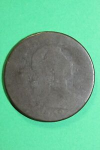 LOWBALL CANDIDATE 1802 DRAPED BUST LARGE CENT LOW GRADE EXACT COIN SHOWN OCE019