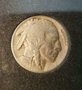 1920 P BUFFALO NICKEL    VF CONDITION  FULL HORN