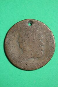 ???? CLASSIC HEAD HALF CENT EXACT COIN SHOWN COMBINED SHIPPING OCE 01