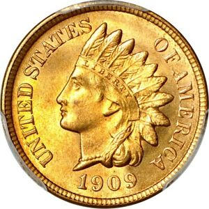Click now to see the BUY IT NOW Price! 1909 S 1C INDIAN CENT PCGS MS66 RD  PHOTO SEAL