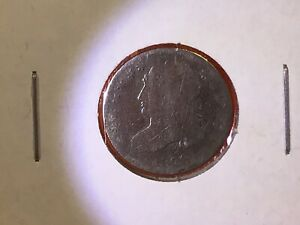 1829 CAPPED BUST DIME ALMOST GOOD   LEGIBLE DATE