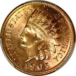 Click now to see the BUY IT NOW Price! 1905 1C INDIAN CENT PCGS MS66RD