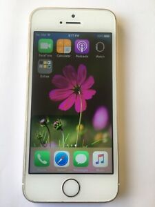 APPLE IPHONE 5S   32GB   GOLD  AT&T  A1533  GSM
