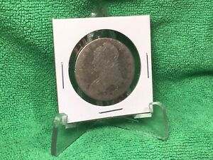 1834 CAPPED BUST HALF DOLLAR LETTERED EDGE FR/AG