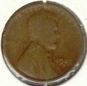USA 1925 D ONE CENT AMERICAN LINCOLN WHEAT PENNY 1925D 1C EXACT COIN SHOWN