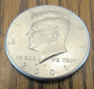 1 KENNEDY HALF DOLLARS   38 AVAILABLE   ODDS & ENDS FROM 70'S TO 2001 NOT GRADED