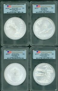 Click now to see the BUY IT NOW Price! 2015 P 5 COINS SET AMERICA BEAUTIFUL ATB 5 OZ. SILVER PCGS SP70 FIRST STRIKES FS