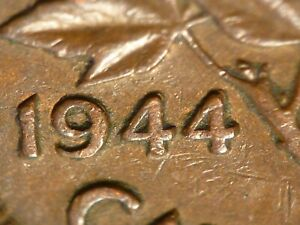 Click now to see the BUY IT NOW Price! 1944 CENT DOUBLE 44; NOT LISTED IN ZOELL CATALOGUES