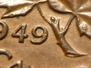 Click now to see the BUY IT NOW Price! 1949 DOUBLE 9; NOT LISTED IN ZOELL CATALOGUES NICER GRADE