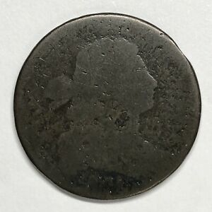 1801 DRAPED BUST LARGE CENT S 216