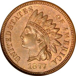 Click now to see the BUY IT NOW Price! 1877 1C INDIAN CENT NGC MS65RB  PHOTO SEAL