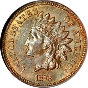 Click now to see the BUY IT NOW Price! 1873 DOUBLED LIBERTY 1C SNOW 1 INDIAN CENT NGC MS63BN  PHOTO SEAL/CAC