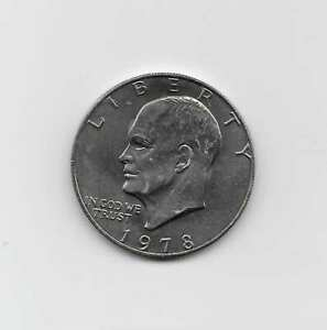 NICE US COIN: 1978 LIBERTY EISENHOWER DOLLAR