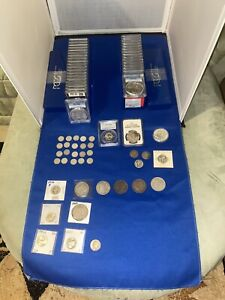 Click now to see the BUY IT NOW Price! SILVER COINS PCGS NGC UNCIRCULATED PROOFS SILVER CERTIFICATES RED SEALS