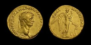 Click now to see the BUY IT NOW Price! CLAUDIUS GOLD AUREUS NGC CHOICE XF